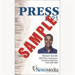 Press Credentials